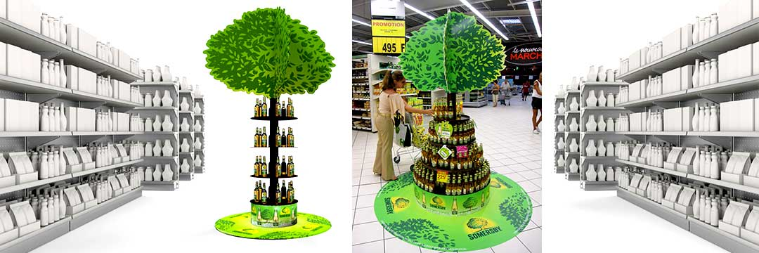 Arbre Somersby GMS